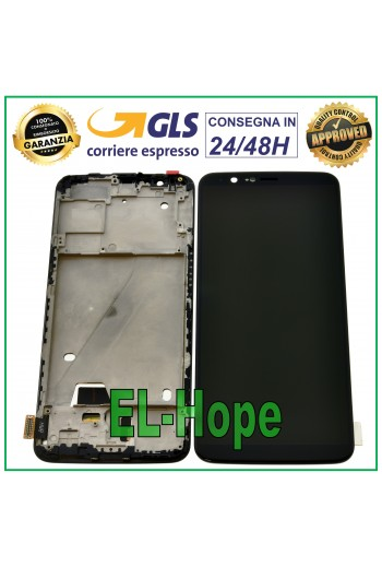 DISPLAY LCD + FRAME ONEPLUS...
