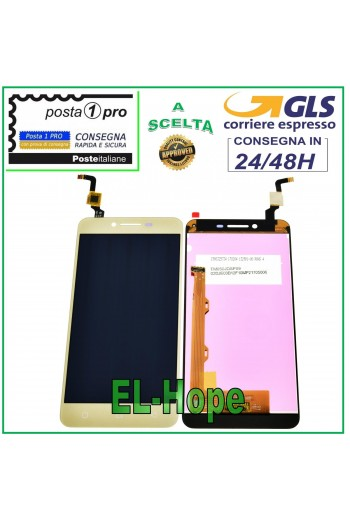 DISPLAY LCD LENOVO K5 VIBE...