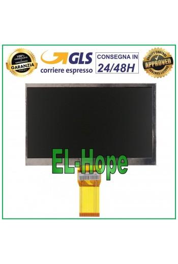DISPLAY LCD PER TABLET...