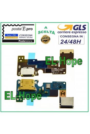 CONNETTORE RICARICA LG G5...