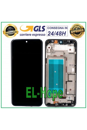 DISPLAY LCD + FRAME LG K50...