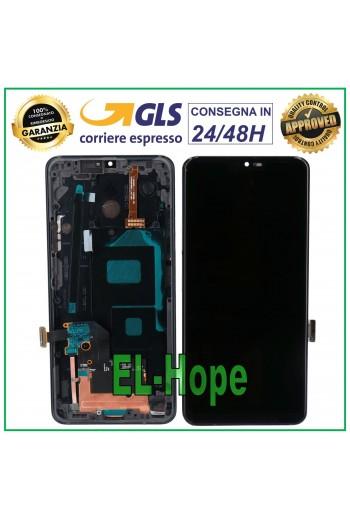 DISPLAY LCD FRAME LG G7 ONE...