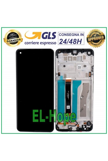 DISPLAY LCD + FRAME LG K51S...