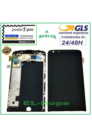 DISPLAY LCD FRAME LG G5...